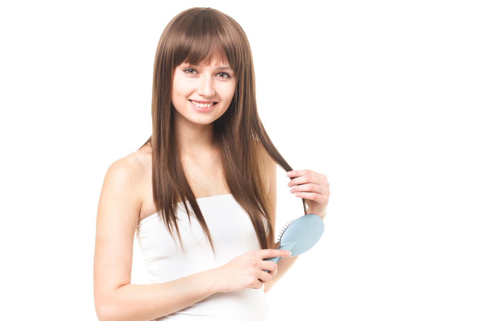 髪の毛 ガム